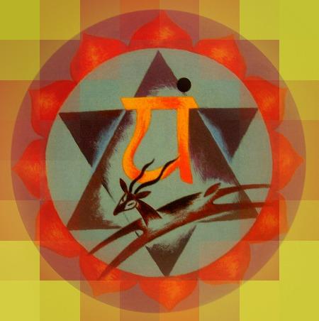 Fourth chakra meditation