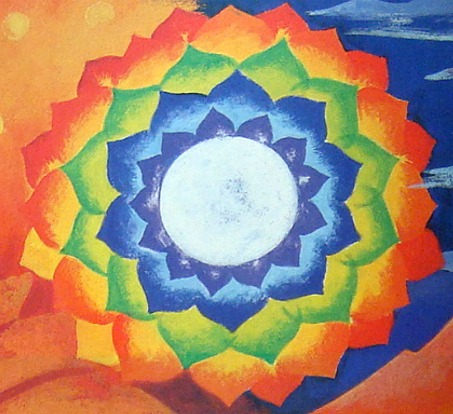 Seventh chakra meditation